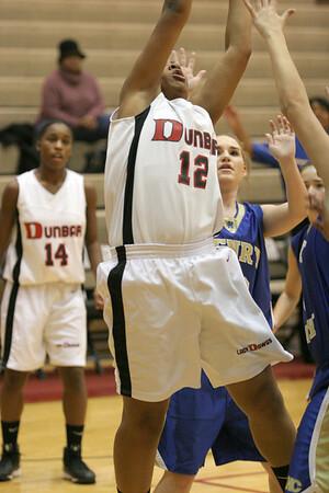 Dunbar Basketball vs H.C. Freshman
