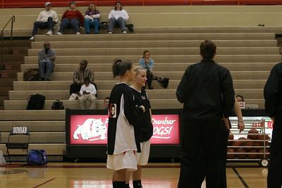 Dunbar Basketball vs H.C. JV