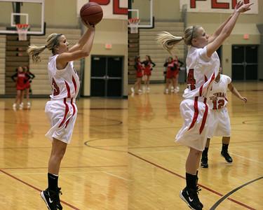 Dunbar Basketball vs H.C. Varsity