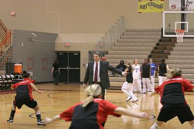 Dunbar Basketball vs L.C. District
