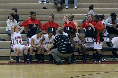 Dunbar Basketball vs Lafayette Varsity