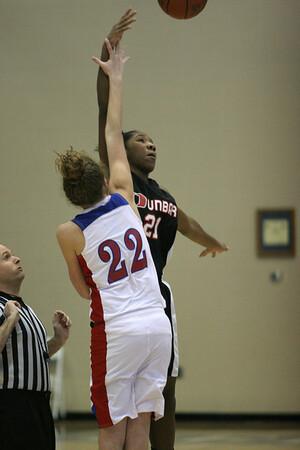Dunbar Basketball vs Madison Central