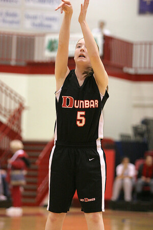 Dunbar Basketball vs Scott County JV