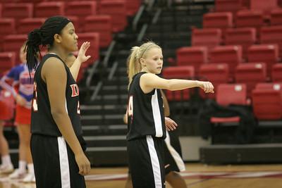 Dunbar Basketball vs Scott County Varsity