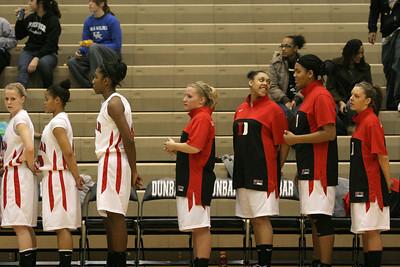 Dunbar Basketball vs T.C. District Tournament