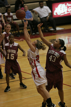 Dunbar Basketball vs T.C. JV 2.16.2009