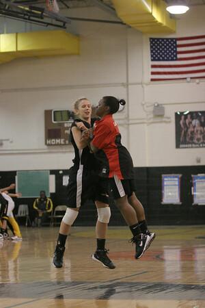Dunbar Basketball vs Woodford County Varsity