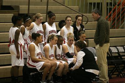 Dunbar Basketball vs Eastern JV
