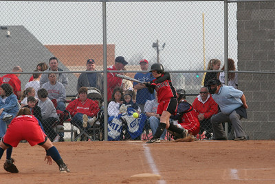 PLD Softball @ Anderson County Varsity