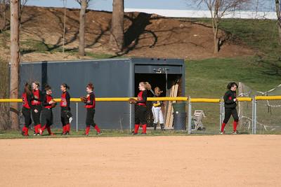 Dunbar Softball 2008