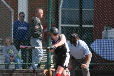 PLD Softball JV vs Meade County