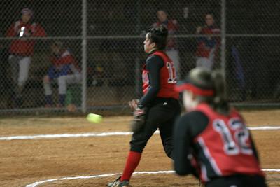 PLD Softball vs Allen County