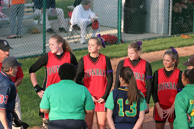 PLD Softball vs B.S. Varsity 2008