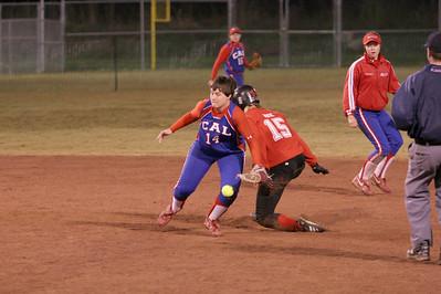 PLD Softball vs C.A.L.