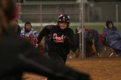 PLD Softball vs North Hardin