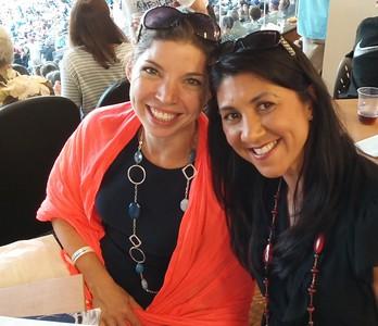 Sarah and Anna