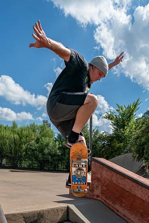 200804 Durham Skate Board Park 03