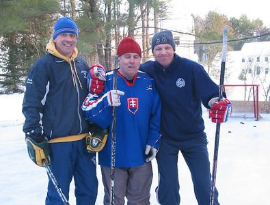 Dvorak Pond Hockey Feb 25 2007