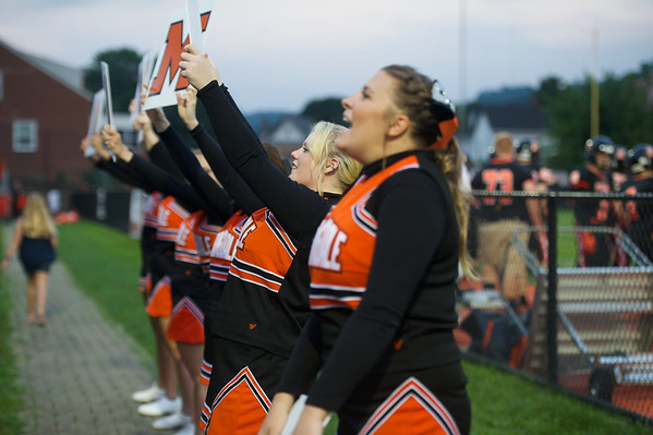 Dynamos Band Student Section Reddy Cheer
