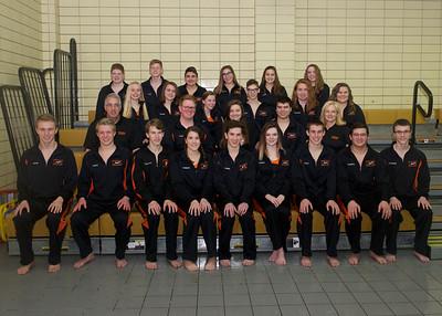 Dynamos Swim Team 2016-17
