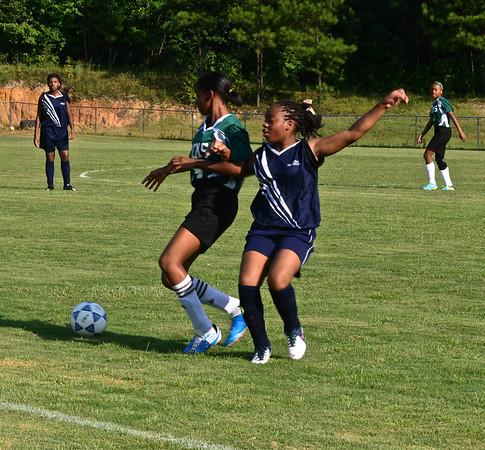 EC Girl's Soccer