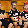 Debbie Blank | The Herald-Tribune<br /> Boys' hair doesn't get much prettier than this.