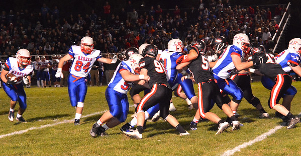 Debbie Blank   The Herald-Tribune<br /> Win or lose, it was a game to remember.