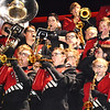 Debbie Blank | The Herald-Tribune<br /> All's well when there's a band in the stand.