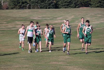 ECIL Cross Country 2012