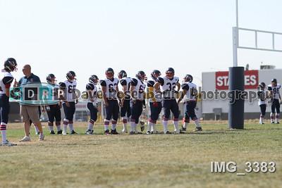 ECS Football vs Moose JAw 2012 09 28