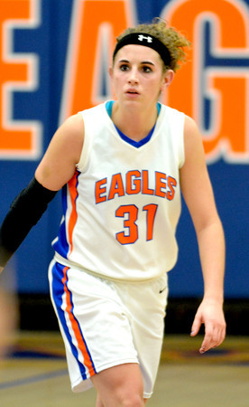 THIRD TEAM<br /> Andrea Cartright<br /> Newton<br /> Senior forward<br /> 2013-14 STATISTICS<br /> 9.3 ppg, 8.9 rpg, 1.5 spg<br /> AWARDS/HONORS<br /> 1st team All-LIC, All-Bob Kerans Tournament, All-Dieterich Holiday Tournament