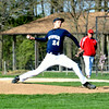 FIRST TEAM<br /> Darren Probst<br /> Teutopolis<br /> Senior<br /> 2014 Statistics<br /> 9-2, 64.1 IP, 0.76 ERA, 72 K, 0.793 WHIP, .327 BA, 9 2B, 32 RBI
