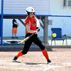 FIRST TEAM<br /> Lauren White<br /> Altamont<br /> Senior<br /> 2014 Statistics<br /> .417 BA, .504 OBP, .688 SLG, 40 H, 10 2B, 2 3B, 4 HR, 40 RBI, 16 BB, 2 SB, 14 R<br /> AWARDS/HONORS<br /> First Team All-NTC, ICA Class 1A First Team All-State