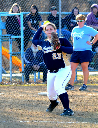 FIRST TEAM<br /> Allison Apke    <br /> Teutopolis<br /> Sophomore<br /> 2014 Statistics<br /> .526 BA, .573 OBP, .938 SLG, 9 HR, 40 RBI, 51 H<br /> AWARDS/HONORS<br /> ICA Class 2A Second Team All-State