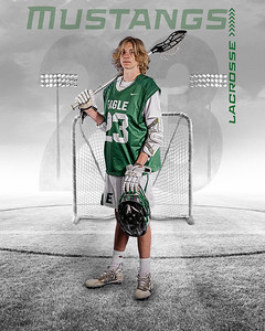 White Out Lacrosse Individual Template