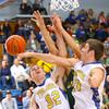 2-28-14   --- EHS vs Tri-C HS Boys Basketball. -- <br />   KT photo | Tim Bath