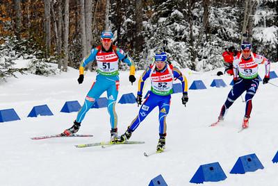 Vitaliy Kilchytskyy - 51 (UKR), Ted Armgren - 52 (SWE), Jermey Teela - 53 (USA)