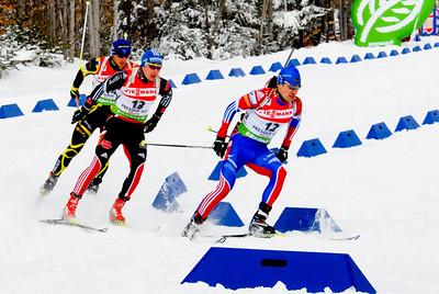 Vincent Jay - 14 (FRA), Andreas Birnbacher - 14 (GER), Maxim Tchoudov - 12 (RUS)