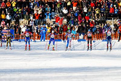 Marie Laure Brunet (FRA) Svetlana Sleptsova (RUS) Andreja Mali (SLO) Michela Ponza (ITA) Kathrin Hitzer (GER) Sara Studebaker (USA)