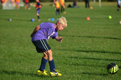 EPYSA Soccer Clinic
