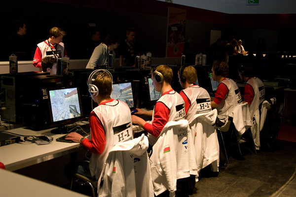 eSports: World Cyber Games 2008