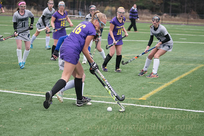 Ethel Walker Field Hockey loses a heartbreaking NEPSAC final to Holderness 2-1 on 11/19/17