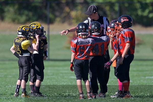 Eager Beaver 4th Grade Black vs Centerville 2015