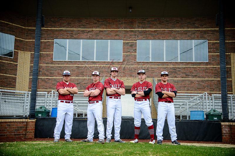 Eagle Baseball~2105 Seniors