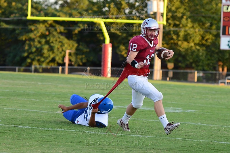 Eagle Football vs Southeast~9-4-15