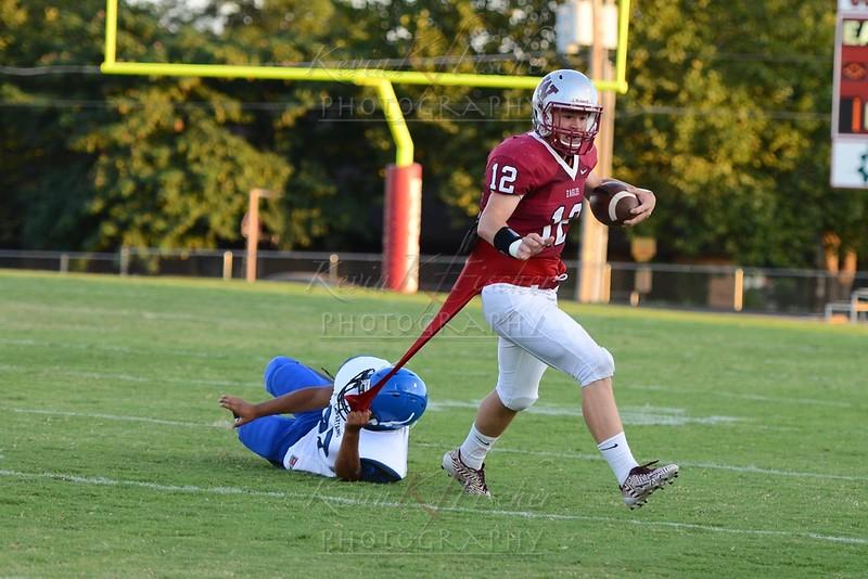 Eagle Football vs Southeast~9-4-15