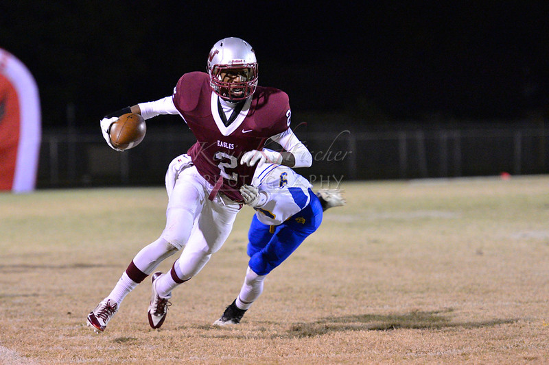 Eagle Football vs Piedmont~11/8/13