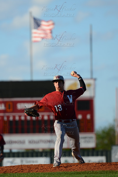 Eagle JV Baseball vs Tuttle~4/21/16