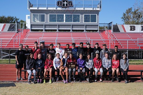 Eagle Regional Cross Country 2019
