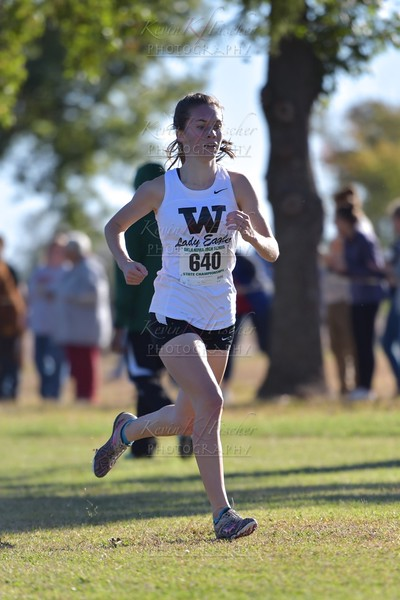 Eagle State Cross Country~10/22/16